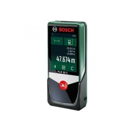 Dalmierz Laserowy Bosch PRL 50C