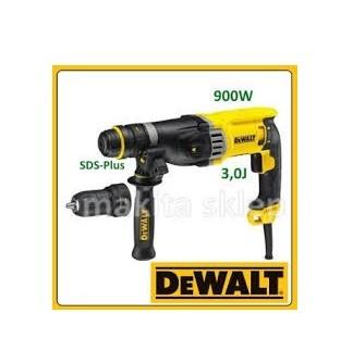 Młotowiertarka DeWalt SDS-plus 900w
