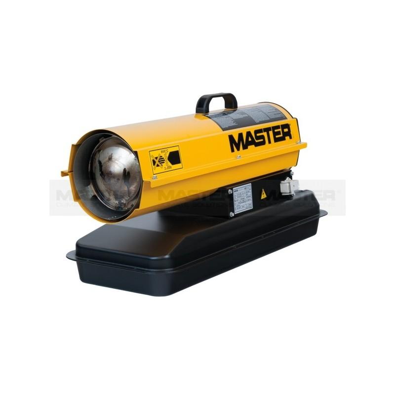 Nagrzewnica olejowa Master B70CED 20KW